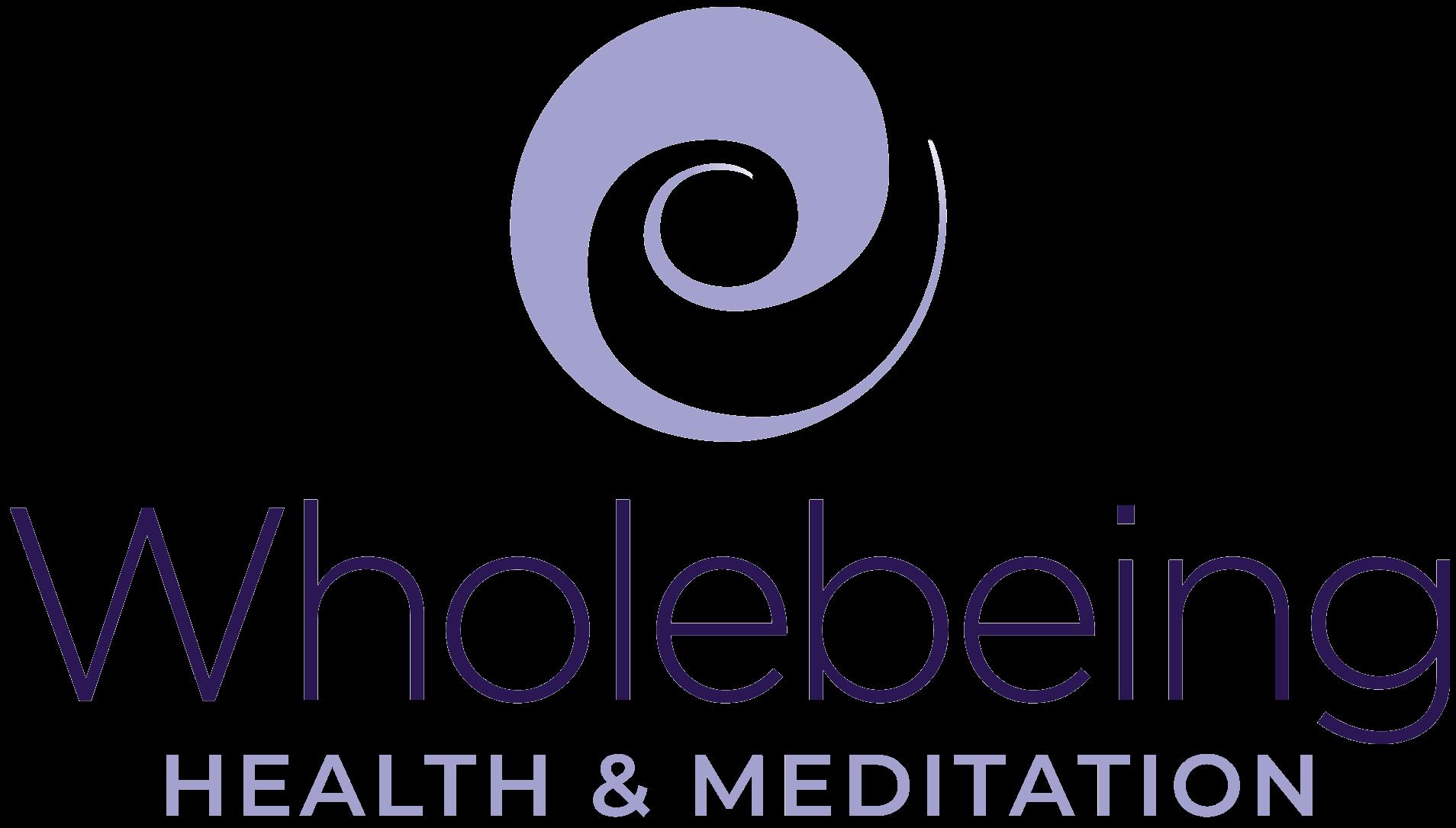 Wholebeing Health & Meditation Logo