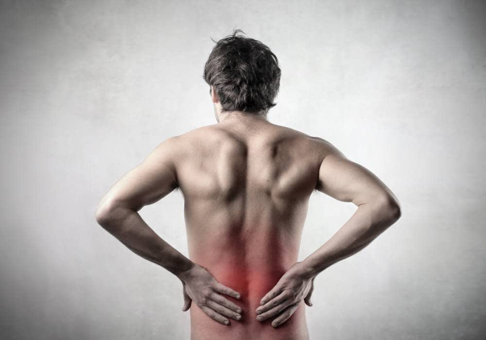 Bowen Therapy and Back Pain